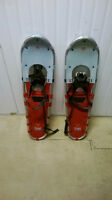 Used Pair of Tubbs Snowshoes $55