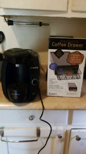 Tassimo with t disc holder
