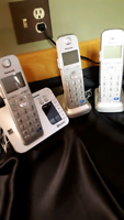 Panasonic Link-to-Cell cordless phones