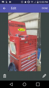 Snap on tool box need sold!