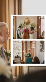 Wedding and elopement photographer UK wide