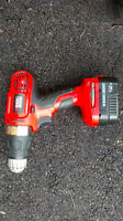 TWO power drills 25$ for both