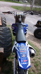 2007 yz450. Fully reconditioned top to bottom no expense spared.