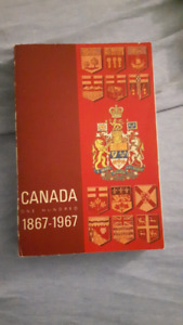 Canada one hundred 1867-1967