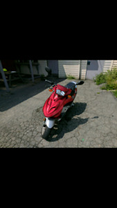 Scooter gimelli