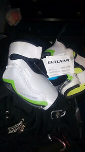 Bauer elbow pads