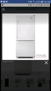 Fridge/frigidaire