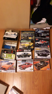 1/24 and 1/25 scale model cars, projects, parts