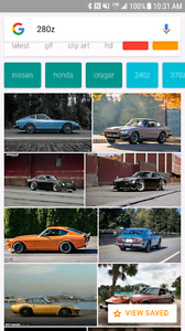 Looking for Nissan 280z