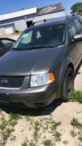 2007 ford freestyle 7 seater suv