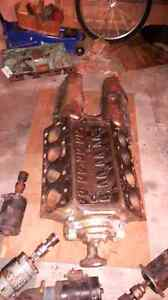 Vintage ford engine 292 cu in