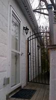 Gates, Doors, Glass, Railings, Post & Yard
