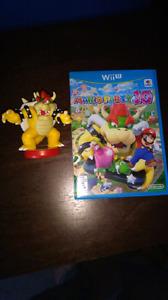 Mario Party 10 +Amiibo.