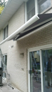 Awning Retractable - Sunshade / Canopy