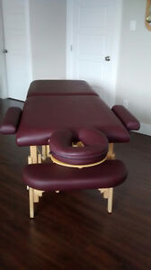 Table de massage portative professionnelle Nomade Saint-Hyacinthe Québec image 2