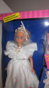 1988 Homecoming Queen Skipper Barbie doll