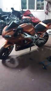 1998 yamaha r1000 and a 2002 summit 600 forsale or trade
