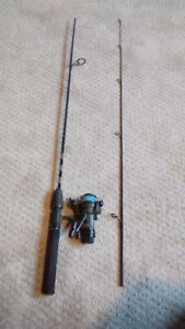 SPINNING REEL AND ROD $55.00 OBO