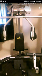 GYM SET 200 OBO ASAP