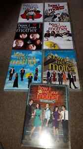How I met your mother Dvds seasons1-7 pickup Durham Ont