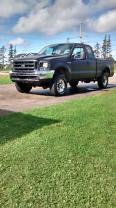 2004 Ford F-250 Super duty Pickup Truck
