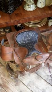 Simco 8700 western saddle