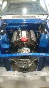 1965 MUSTANG COUPE RESTO MOD