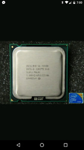 Intel core2duo E8400 processor