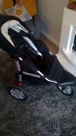 Kidz motion pushchair.