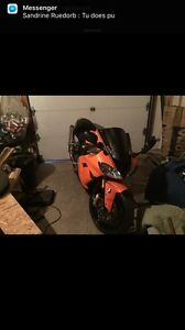 Zx10r 2004 5400$ nego