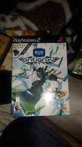 Antigrav ps2 complete in box, with eye toy.