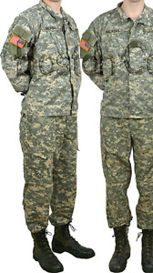 Authentic U.S. Army pants and jackets airsoft paintball