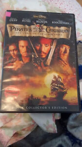 Pirates of The carribean 1 and 3