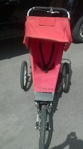 Red Baby Jogger