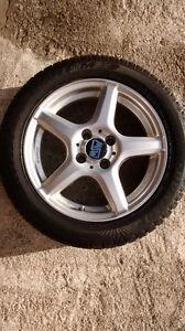 205/50/R15 Dunlop SP Winter Sport M3 86 H M+S Winter Wheels