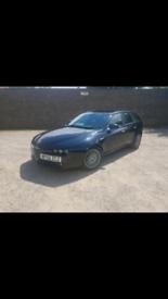 alfa romeo 159 sportwagen 1.9 jtdm lusso px swap