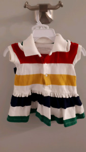 Hudson Bay Company Baby Outfit