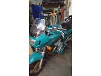 Bandit 600 GSF Motorbike