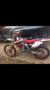 2003 crf 450 for sale or trade
