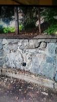 Bricks and cement west island