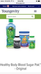 support for healthy blood sugar levels