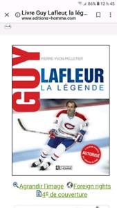Guy Lafleur la légende