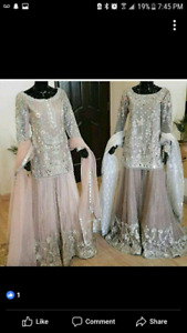 Pakistani Bridal,Brides maid, Party Wear