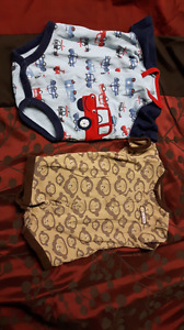 Boys 3 month romper/outfit