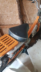 1972 50cc Honda moped trade for kids dirt bike with papers