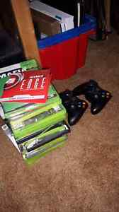 500gb Xbox 360 and games and controllers  Kawartha Lakes Peterborough Area image 3