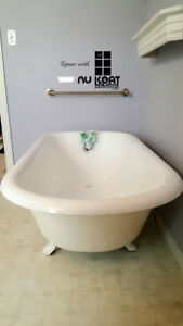 Bathtub Tiles Sink Reglazing Refinishing Resurfacing Repair