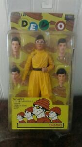Devo doll- interchangeable heads