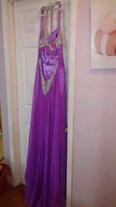 Size 10 formal gown
