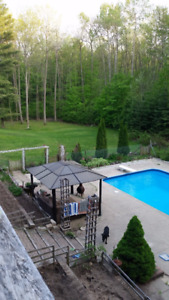 10 acres and amazing house in New Tecumseth